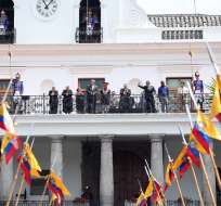 QUITO, Ecuador.- Cerca de 42 mil personas fueron desvinculadas de la función pública hasta mayo de 2018. Foto: Presidencia.