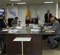 QUITO, Ecuador.- El TCE transitorio se conformará con nombres de ternas enviadas por tres funciones. Foto: API