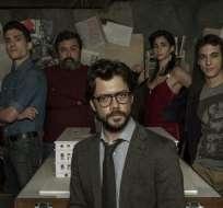 """Tras el éxito de """"La casa de papel"""", Netflix producirá nuevas series en Europa."""
