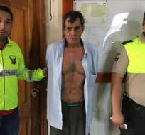 Detenido un hombre acusado de contagiar de VIH a un niño en Guayaquil. Foto: Twitter