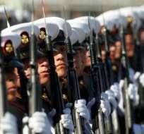 Ejército chileno remueve a casi la mitad de su cúpula en medio de escándalo por fraude. Foto: AFP - Referencial