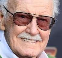 Stan Lee fue el creador de decenas de superhéroes.