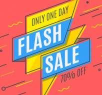 """Las """"flash sales"""" (ofertas relámpago) solo están disponibles por un tiempo limitado. Foto: Getty Images"""