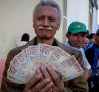 Se estima que la deuda soberana total de Venezuela está en torno a los US$125.000 millones.