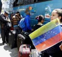 El encuentro se realizará en Quito el 22 y 23 de noviembre, según viceministro de Movilidad Humana. Foto: Archivo API