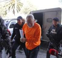 Pareja se encuentra cumpliendo sentencias por otros delitos. Foto: API