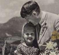 Imagen tomada por fotógrafo Heinrich Hoffmann fue subastada en EE.UU. por US$11.520. Foto: ALEXANDER HISTORICAL AUCTIONS