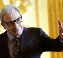 El compositor argentino Lalo Schifrin recibirá un Oscar honorario. Foto: AP.