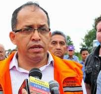 Es la segunda vez que sufre ataque el alcalde de El Triunfo. Foto: Archivo