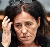 Se cree que Rosa Maria Da Cruz intentó que su pareja no supiera de la existencia de la bebé.
