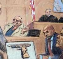 "Zambada relató que la última vez que vio a ""El Chapo"" fue en 2007. Foto: Reuters"
