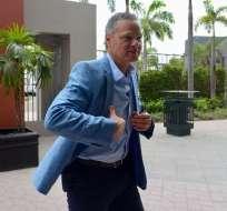 El directivo de Liga de Quito dijo que el sistema ayuda a transparentar el fútbol nacional. Foto: API