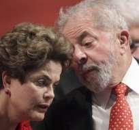 Habrían formado una organización criminal que habría recibido 1.480 millones de reales. Foto: Archivo AP