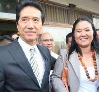 Ordenan prisión preventiva a asesor de Keiko Fujimori por caso Odebrecht.