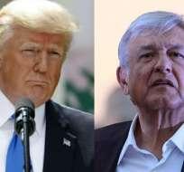 México y EEUU llegan a acuerdo sobre solicitantes de asilo. Foto: AP - Referencial