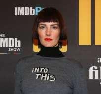 Lorna Tucker es ahora una exitosa directora de documentales. Foto: Getty Images