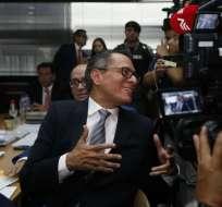 Tribunal de Cotopaxi tiene pendiente resolver apelación a negativa de hábeas corpus. Foto: Archivo API