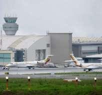 Conclusiones preliminares de Contraloría determinan que vuelos no tuvieron autorización. Foto referencial / nlarenas.com