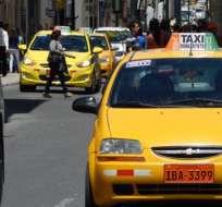 Taxistas suspenden paro previsto para este viernes en Quito. Foto: Twitter