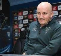 Repetto reconoció las complicaciones de Liga en la segunda etapa.
