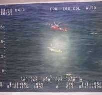 Foto: Armada Ecuador