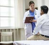Más de la mitad de los encuestados afirmaron que ocultaban información a su médico porque se sentían avergonzados.