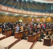 Alianza PAIS definirá en una reunión un nombre para terna del segundo mandatario. FotoL Flickr Asamblea