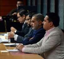 Proceso se sigue en contra de 9 personas, entre ellas, Fernando Alvarado. Foto: Archivo API