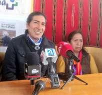 CUENCA, Ecuador.- Para Pérez, el comercio sigue sin reactivarse en Azuay. Foto: