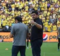 Álvarez estuvo por alrededor de tres años a cargo de la presidencia de la Comisión de Fútbol de los 'toreros'.