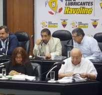 La FEF aceptó el pedido de la Liga Profesional de que el partido se juegue a las 17:00. Foto: Captura de pantalla.