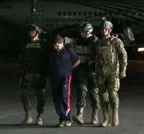 Las garras del cartel de Sinaloa salpican a Ecuador en juicio contra el narcotraficante. Foto: Captura.