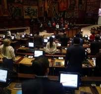 Legislativo necesita 92 votos para aprobar proforma con cambios sugeridos. Foto: ARchivo API