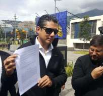 QUITO, Ecuador.- Corte ratificó su decisión de negar apelación a la defensa de Rafael Correa en caso Balda. Foto: API