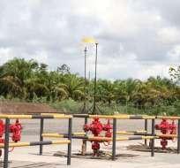 Campo Sacha, en Orellana, es parte de campaña para aumentar la producción. Foto: Flickr Ministerio de Energía