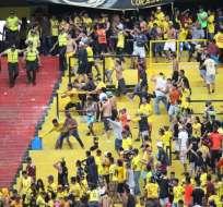 Iniciativa busca controlar y sancionar la violencia en los escenarios deportivos. Foto: Archivo API