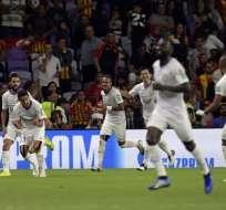 El equipo anfitrión del Mundial de clubes es la sorpresa del mismo al llegar hasta semis. Foto: Giuseppe CACACE / AFP