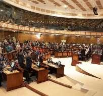 Asamblea trata proforma presupuestaria este martes.