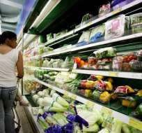 Precios no varían por una reducción de la demanda, opinan expertos. Foto referencial / AFP