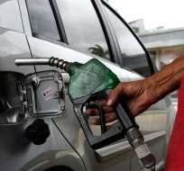 Nuevo precio de gasolinas regirá tras la emisión de Decreto Ejecutivo en esta semana. Foto referencial / Archivo