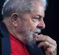 Juez brasileño emite fallo que puede liberar a Lula de forma inminente