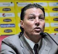 El exjugador oficializó su renuncia a la vicepresidencia deportiva de Barcelona S. C. Foto: Archivo/API
