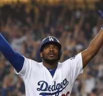 Yasiel Puig, estrella de los Dodgers de Los Ángeles, es uno de muchos cubanos que ha emigrado a EE.UU. para jugar al béisbol.