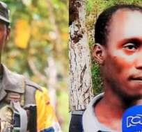 Iván Duque informó a los medios colombianos que el insurgente cayó en una operación. Foto: Internet.