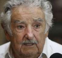 El expresidente de Uruguay, José Mujica, viajó a Estados Unidos para participar en la presentación de dos películas.