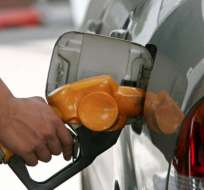 Gasolina Extra y Ecopaís aumentan 37 centavos de dólar tras eliminación del subsidio. Foto: Archivo