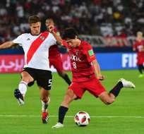ABU DABI, Emiratos Árabes.- Con este resultado, River consiguó la peor actuación de un equipo argentino en esta competición.