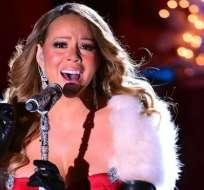 """""""All I want for Christmas is you"""" salió a la luz en 1994 y desde entonces no ha dejado de sonar cada diciembre."""