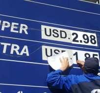 ECUADOR.- En la publicación del Registro Oficial también consta el ajuste mensual de la Súper. Foto: API
