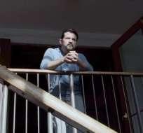 Pinos reside en Estados Unidos sin documentos migratorios desde 1992. Foto: Captura Video.